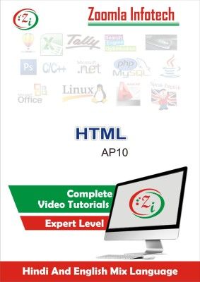 Zoomla Infotech HTML-AP10/2016(DVD)
