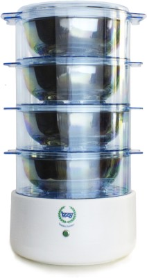 IZZY Cook4c Food Steamer, Rice Cooker, Travel Cooker(4.8 L, Blue)  available at flipkart for Rs.4500