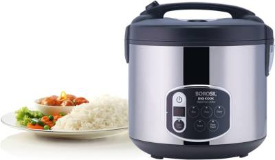 Borosil-Digikook-1.8-Litre-Electric-Rice-Cooker