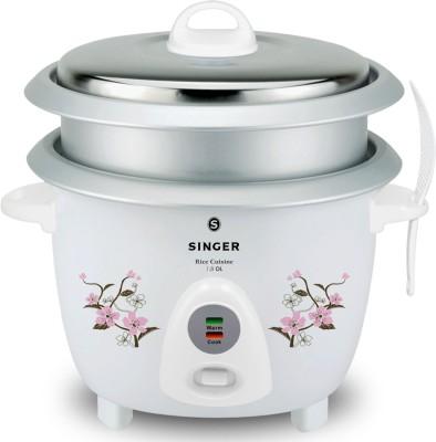 Singer Rice Cuisine 1.8 OL 1.8L Electric Rice Cooker