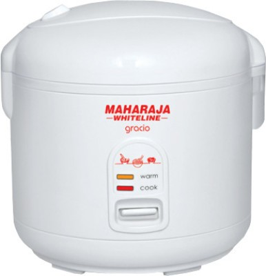 Maharaja-Whiteline-Gracio-(RC-104)-Rice-cooker