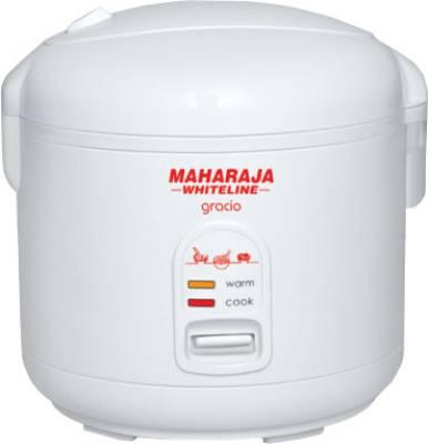 Maharaja-Whiteline-Gracio-(RC-104)-Rice-cooker