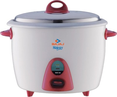 Bajaj Majesty RCX 28 Electric Rice Cooker(2.8 L) at flipkart