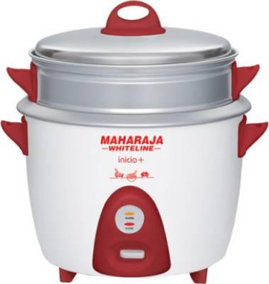 Maharaja Whiteline Inicio+ (RC-101) Rice cooker Image