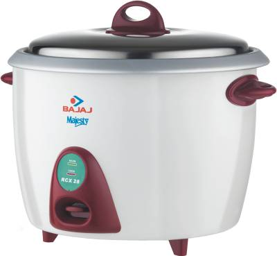 Bajaj-Majesty-RCX28-Rice-Cooker