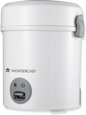 Wonderchef 0.5 Litre Mini Rice Cooker