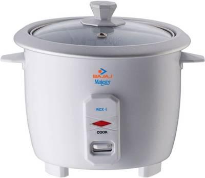 Bajaj-RCX1-0.4-L-Rice-Cooker-White