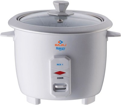 Bajaj-RCX1-0.4-L-Rice-Cooker-White