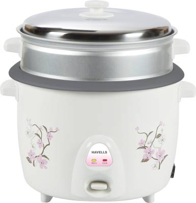 Havells Riso 2.2L Electric Rice Cooker