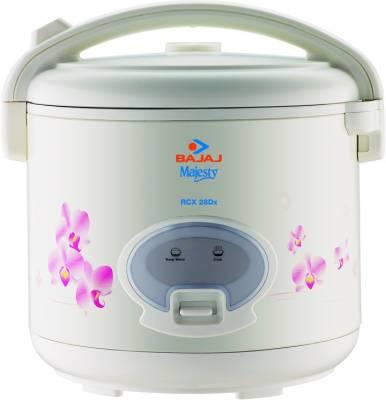 Bajaj-RCX28-Dx-2.8-Litre-Electric-Rice-Cooker