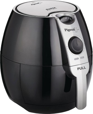 Pigeon Super Air Fryer(3.2 L)  available at flipkart for Rs.5595