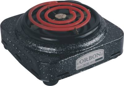 Orbon Square Coil 1000W Induction Cooktop