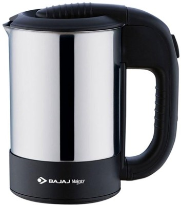 Bajaj KTX2 SS Stainless Steel Electric Kettle(0.5 L)  available at flipkart for Rs.1319