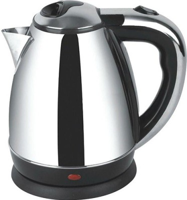 Skyline vtl-5007 Electric Kettle(1.2 L, Silver Black)  available at flipkart for Rs.720