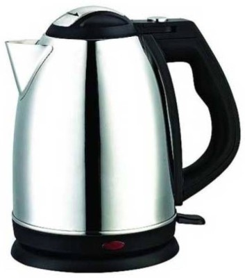 ORTEC TR 1108 Electric Kettle 1.8 L, Silver ORTEC Electric Jug heater /Travel Kettles