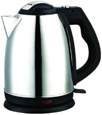 Skyline VTL-5008 Electric Kettle(1.8 L, Black,Silver)  available at flipkart for Rs.682