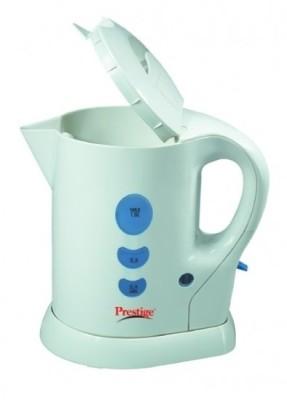 Prestige PKPW 1.0 Electric Kettle(1 L, White)  available at flipkart for Rs.884