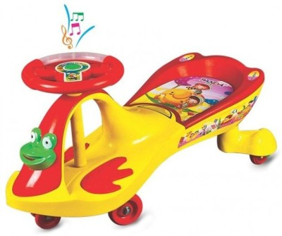 Panda Car Non Battery Operated Ride On