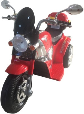 HLX-NMC Bike Ride On(Red) at flipkart