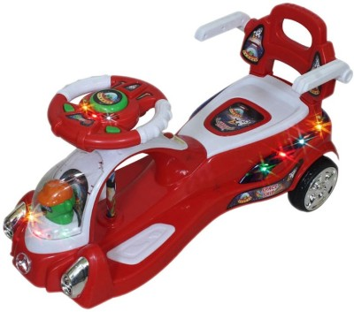 Panda Space Car(Red)