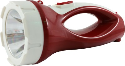 DOCOSS 8251 Rechargable Led High Range & Ultra Bright 7w High Power Emergency lights-A4 Torch(Red, White : Rechargeable)  available at flipkart for Rs.575