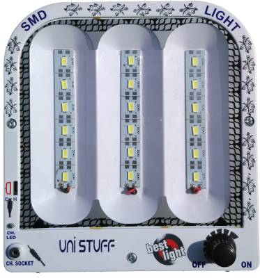 Unistuff-18-LED-Rechargeable-Emergency-Light