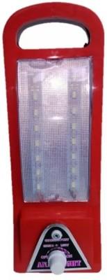 ANAS AL 02 LED Lantern Red, Black