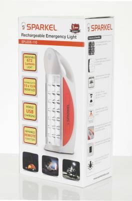 Sparkel-SPLEDE-210-Emergency-Light