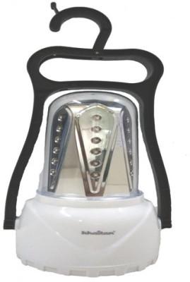 Khaitan 36 Lantern Emergency Lights(Black)