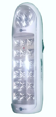 Tuscan 22 LED Dual mode Rechargeable Emergency Light(White)