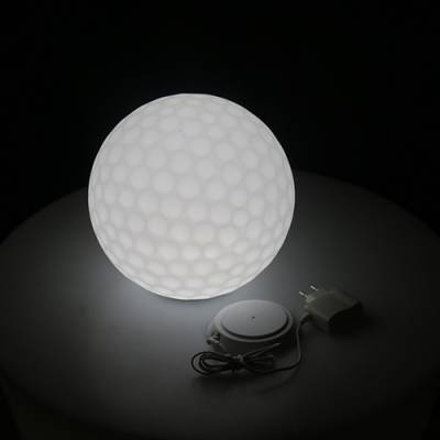 Smart And Green 0.5W Golf Ball Decorative Emergency Light