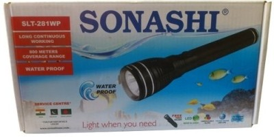 Sonashi-SLT281WP-Torch-Emergency-Light