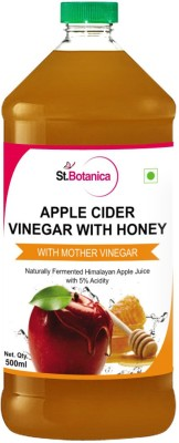 St. Botanica Apple Cider Honey Sports Drink(500 ml Pack of 1)