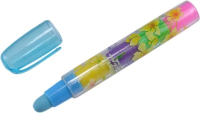 Saamarth Impex Standard Non-Toxic Pen Shaped Medium Eraser(Multicolor)