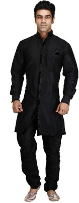 Royal Kurta Men's Sherwani and Churidar Set