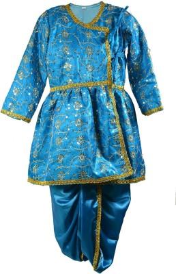 Pakhi Fashions Boys Angarkha and Dhoti Pant