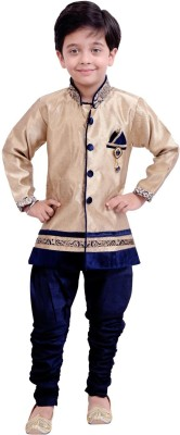 Arshia Fashions Boys sherwani and Churidar Set  available at flipkart for Rs.2399