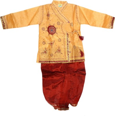 Riya Fashion Boys Dhoti & Kurta Set