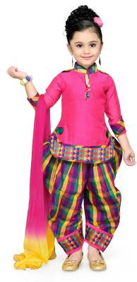 Girls' Ethnic Wear