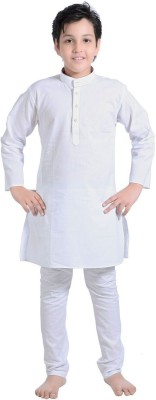 Bhartiya Paridhan Boys Kurta and Pyjama Set at flipkart