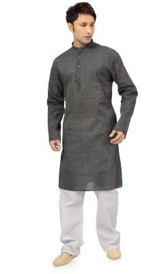 Ishin Men's Kurta and Pyjama Set  available at flipkart for Rs.699