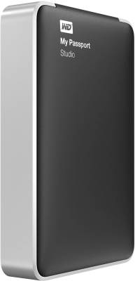 WD Passport Studio 1 TB External Hard Disk