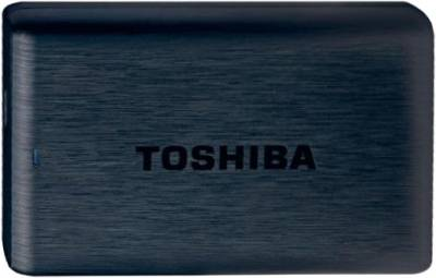 Toshiba Canvio Simple 1 TB External Hard Disk Image