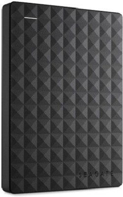 Segate 1 TB Wired External Hard Disk Drive(Black)