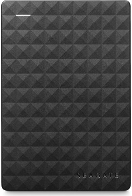 Seagate 1.5 TB Wired External Hard Disk Drive(Black) at flipkart