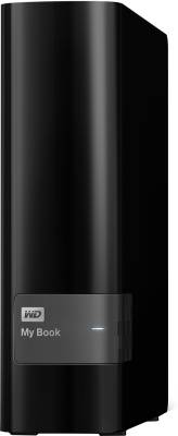 WD My Book 6 TB Wired External Hard Disk Drive