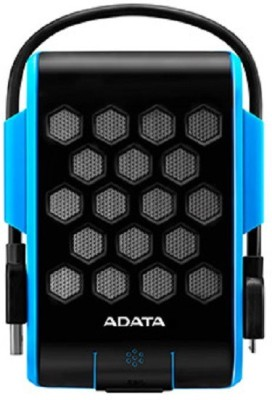 ADATA 1 TB Wired External Hard Disk Drive(Blue) at flipkart