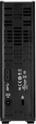 WD My Book 4 TB HDD  External Hard Drive (Black)