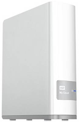 WD My Cloud Personal Storage 3.5 inch 3TB External Hard Disk Image