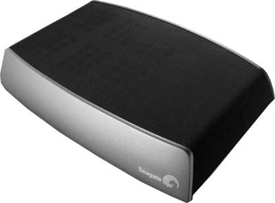 Seagate Central 2TB External Hard Disk Image